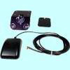 GA27C Low Profile remote Automobile GPS Antenna