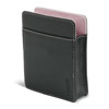 Black Carrying Case with Pink Lining